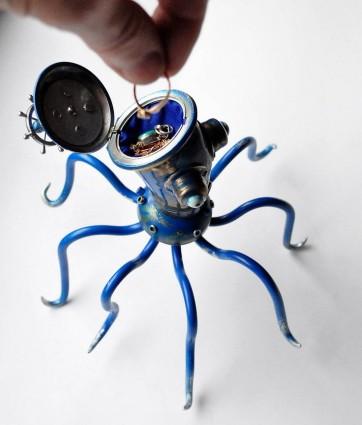 ele-cria-incriveis-esculturas-no-estilo-steampunk-com-materiais-que-virariam-lixo-2